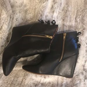 Betsey Johnson Booties